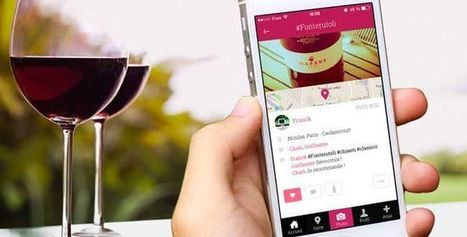 Les applications sur le vin ont-elles un avenir ? | Le vin quotidien | Scoop.it