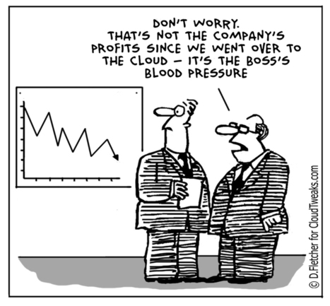 Five Reasons SMBs Fear The Cloud | Облачные услуги, IaaS | Scoop.it