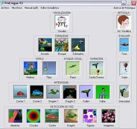 Informática para Educación Especial: Software de CAA para PC | auTICs: programas y aplicaciones para la comunicación | Scoop.it