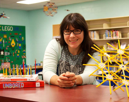 ISTE Honors School Librarians as Tech Leaders | School Library Advocacy | Scoop.it