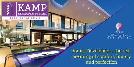 Best Real Estate Company in Delhi NCR|Affordable Residential Properties in DDA L-Zone,Dwarka | Kamp Developers is the top real estate Companies in Delhi | Scoop.it