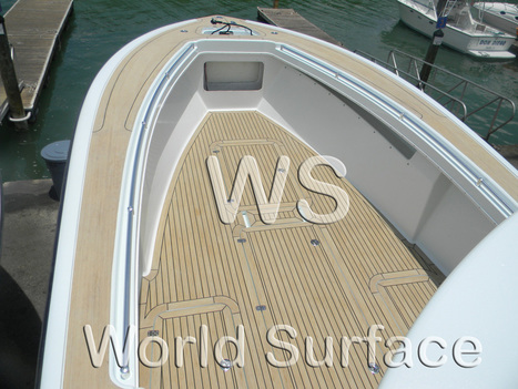 How to make Templates for Synthetic Teak Decking Boat Flooring and Teak Decking | Teak Decking | Scoop.it