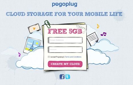 Popoplug – 5Go de stockage pour votre mobile Android et Iphone | Time to Learn | Scoop.it