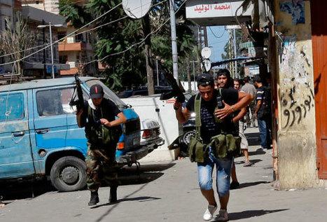 يوميات حرب أهلية | Arab uprisings | Scoop.it