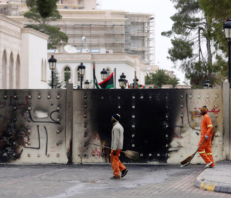 In Libya, It's One Step Forward, Two Steps Back | Saif al Islam | Scoop.it