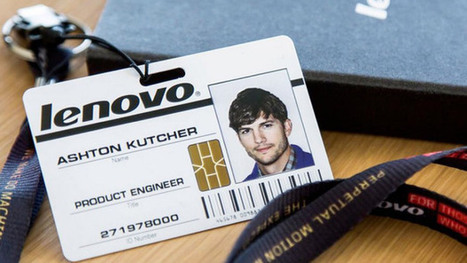 Ashton Kutcher l'ingegnere dei prodotti Lenovo | lemontube | News | Scoop.it