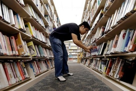 Help Wanted: Librarians, Sea Captains | Information Powerhouses | Scoop.it