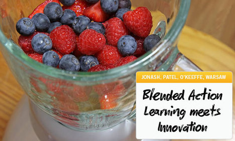 Innovation Excellence | Blended Action Learning Meets Innovation | Online learning in business schools | Scoop.it