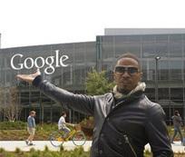 Jamie Foxx Visits Google   Digital-News on Scoop.it today   Scoop.it