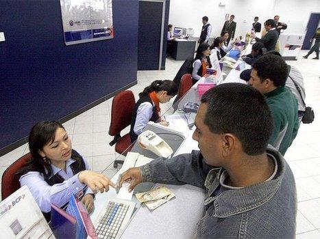 Perú tiene el mejor entorno para las microfinanzas - RPP Noticias   Inclusion Financiera en Latinoamerica   Scoop.it