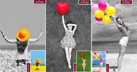 Color Pop Effects – UKEdChat.com | ICTmagic | Scoop.it