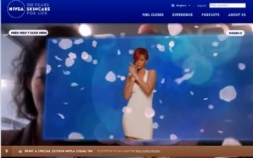 Tiny Rihanna Sings in Nivea Augmented Reality App [VIDEO] | Psychology of Consumer Behaviour | Scoop.it