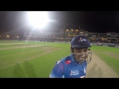 (Video) GoPro view of Mahela Jayawardene and Brendon McCullum batting | Sri Lanka Cricket | Scoop.it