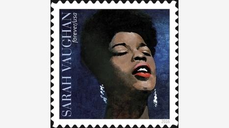 U.S. Postal Service to issue Sarah Vaughan stamp, March 29 - JAZZIZ Magazine | Jazz Plus | Scoop.it