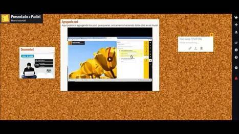 ▶ Padlet - YouTube | Educación 2.0 | Scoop.it