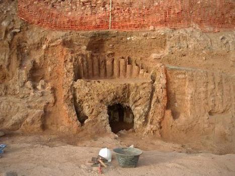 Tricio, la fábrica de cerámicas del Imperio romano (La Rioja) | LVDVS CHIRONIS 3.0 | Scoop.it