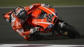MOTOGP: Dovi Impressive In Ducati Debut | Ductalk Ducati News | Scoop.it