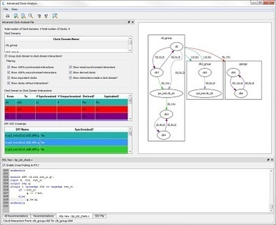 Advanced Clock Environment (ACE) - Blue Pearl Software Inc. | Electronic Design Tools | Scoop.it