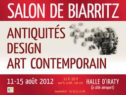 Salon des Antiquaires de Biarritz - AnticStore Salon Antiquaire Biarritz | Antiquaire | Scoop.it