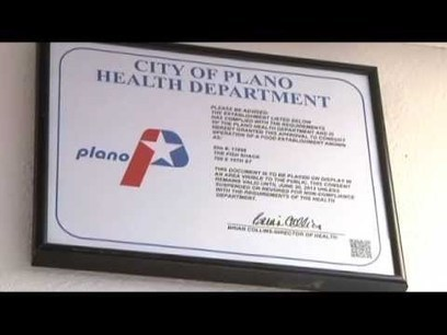 Flower Mound, Texas with QR Codes for quick access to health ... | RX News | Articles for Bach RX Twitter Feed | Scoop.it