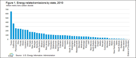 Carbon Emissions: How Does Your State Score?   EcoWatch   Scoop.it