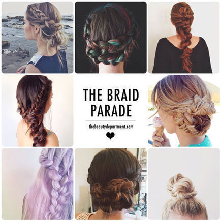 THE BRAID PARADE