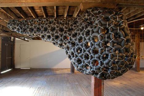 "Jason Peters: ""Evolve"" | Art Installations, Sculpture, Contemporary Art | Scoop.it"