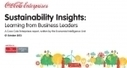 Senior Leadership is Number One Driver of Sustainability for Businesses, Shows ... - 3BL Media (press release) | Sustainability Ratings | Scoop.it