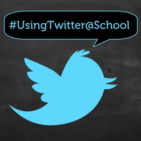 7 Ideas for Using Twitter in the Classroom | ICT resources for teaching&learning | Scoop.it