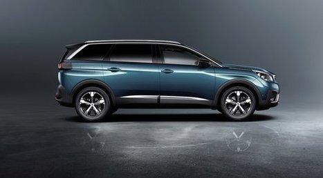 Peugeot 5008: z MPV je sedemmiestne SUV a konkurent Škody Kodiaq | Doprava a technológie | Scoop.it