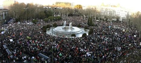 23N: TCJ y Marea Ciudadana contra el Gobierno en el 2º aniversario de la victoria del PP | TRIBUNAL CIUDADANO DE JUSTICIA 15M (TCJ) | Scoop.it