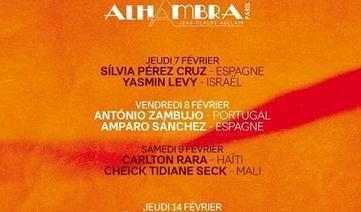 Gagnez des places pour le festival Au Fil des Voix le 15 février à l'Alhambra Paris | concertlive.fr | Concertlive | Scoop.it