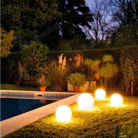 Jabalina Luz de Luna - Casas de iluminación líderes y articulos de decoración | Iluminación Exterior | Scoop.it