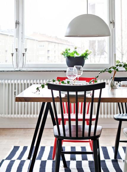 Chaises en couleur à Malmö | | PLANETE DECO a homes worldPLANETE DECO a homes world | idee deco | Scoop.it