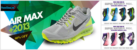 Cheap Nike Shoes Sale Online, Air Max Shoes on Sale, 73% Off | Top Sports Gear | Scoop.it