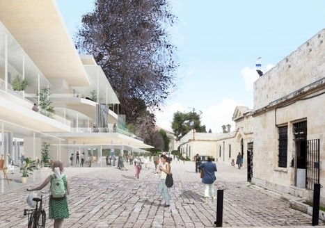 [Jerusalem, Israel] SANAA Unveils Plans for New Downtown Arts & Design Campus in Jerusalem | The Architecture of the City | Scoop.it