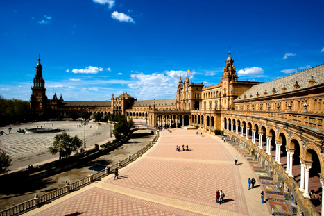 Weather in the capital city | Spain, Mara Hoyle | Scoop.it