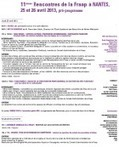Les rencontres annuelles interassociatives - FRAAP | Art, Culture & Société | Scoop.it
