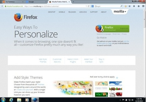 How to Speed Up new Firefox Browser - Digital PK   Digital Information Resource   Scoop.it