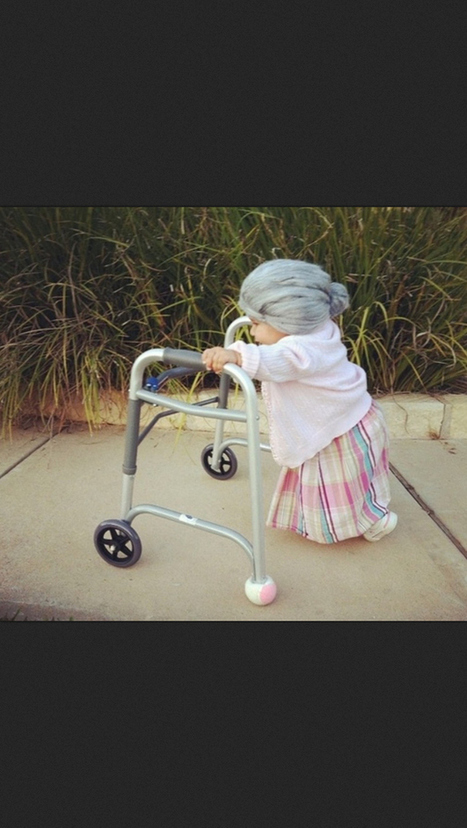 26 Halloween Costumes For Toddlers That Are Just Too Cute To Believe | Great Halloween Ideas for 2013 | Scoop.it
