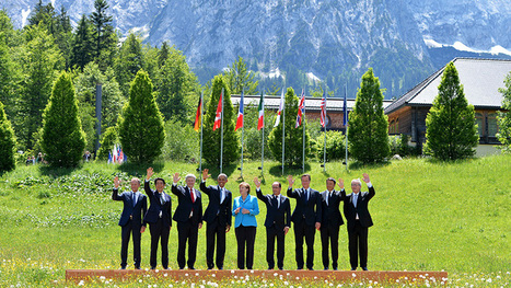 What new climate measures are G7 members taking after Paris deal? | Climate Agreement News | Scoop.it