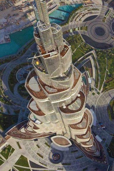 burj khalifa   Dubai UAE (Real Estate, Corporate Advertising & Interior Fit outs)   Scoop.it