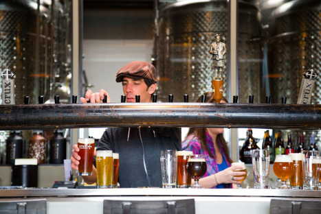 5 Beer Trends You'll Be Seeing This Summer | Liquor | Scoop.it