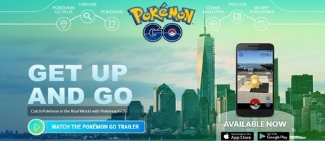 What does Pokemon Go mean for the travel industry? - Tnooz | Tourism Social Media | Scoop.it