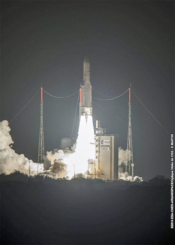 Arianespace, MEASAT + OPTUS—Two Climb With Fervor (Launch | Satellite Communications | Scoop.it
