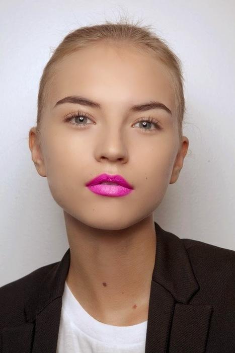 #Beauty : Pink Lipstick 101 | Hairstyle Tutorials | Scoop.it