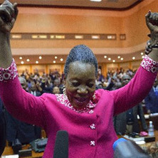 C. Africa MPs vote in woman as president | Africa | Scoop.it