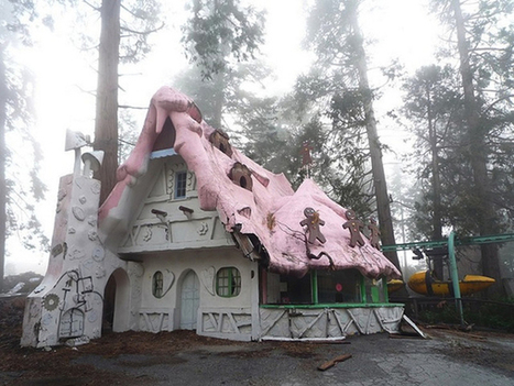 Amazing Defunct and Abandoned Roadside Attractions in Decay | Modern Ruins, Decay and Urban Exploration | Scoop.it