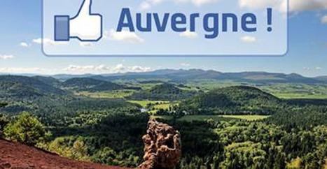 L'Auvergne au top des réseaux sociaux !   Com publique d'Auvergne   Scoop.it
