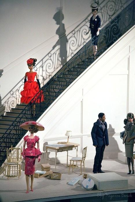 Barbie au musée des Arts Décoratifs de Paris   Blog Magazine Benude   Mode   Scoop.it